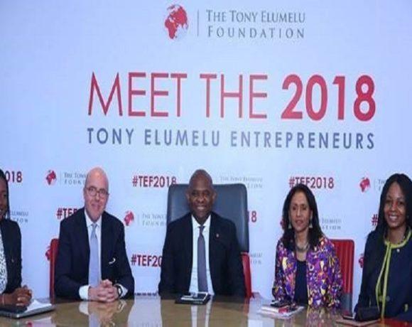 La Fondation Tony Elumelu choisit les entrepreneurs