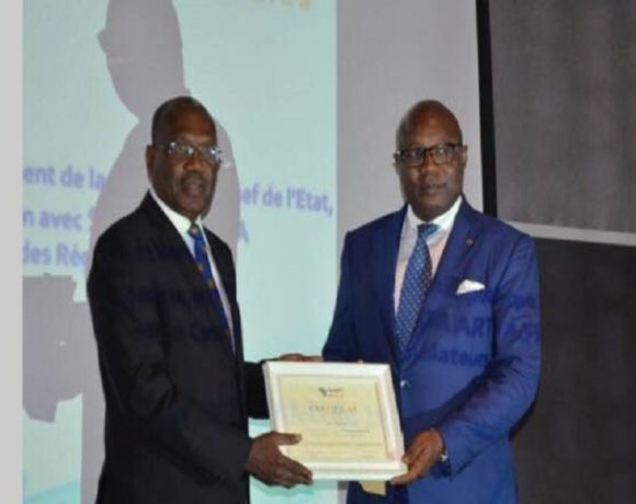 Les régulateurs à Libreville