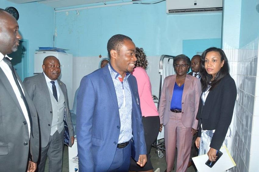 Au nouveau CTA de Libreville