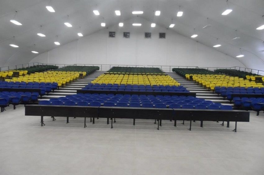 Construire les universités au Gabon