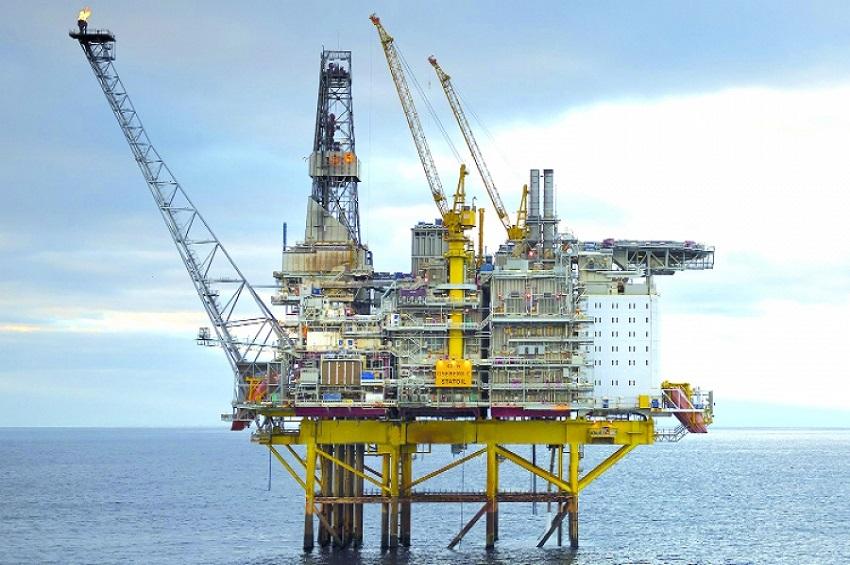 Le pétrole au large du Gabon