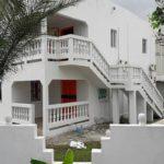 Le siège du Samu social à Port-Gentil