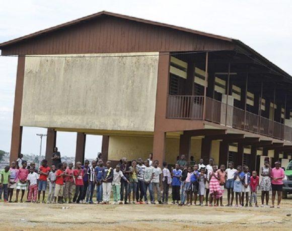 L'école publique Martine Oulabou