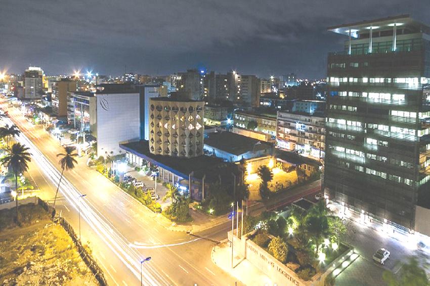 Libreville, la capitale gabonaise