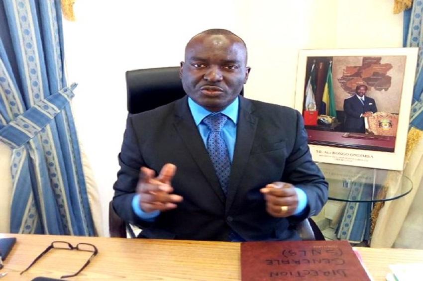Joël Mbiamany Tchoreret, DG de la SNLS