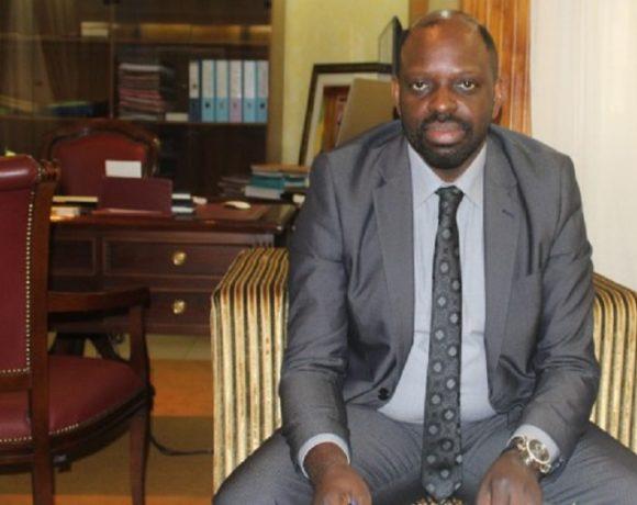 Fabrice Andjoua Bongo Ondimba exlique les mesures