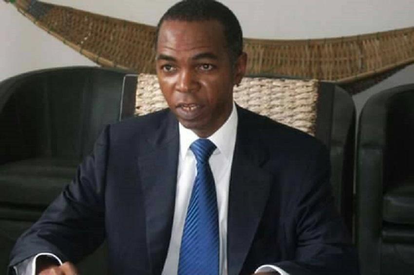 Jean Gaspard Ntoutoume Ayi