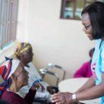 La Fondation Sylvia Bongo accompagne les personnes âgées