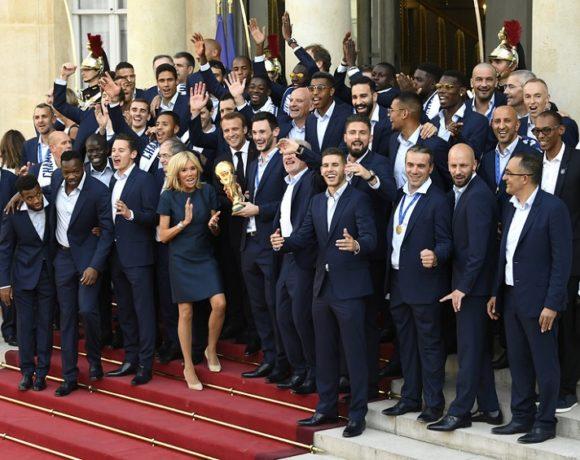La France en fête