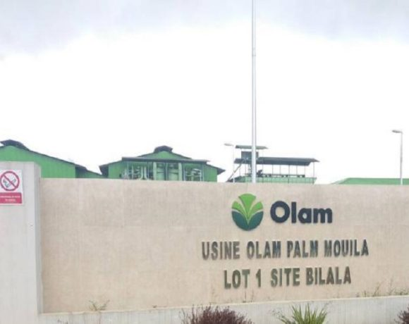 Olam Palm Mouila, lot 1