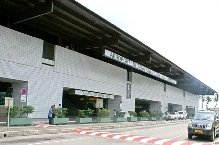 Aéroport de Libreville à GSEZ