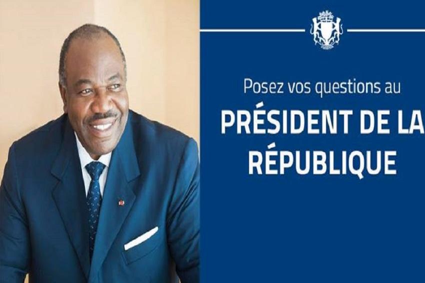 Ali Bongo Ondimba communique