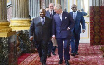 Ali Bongo Ondimba et Prince de Galles Retrouvailles à Birkhall