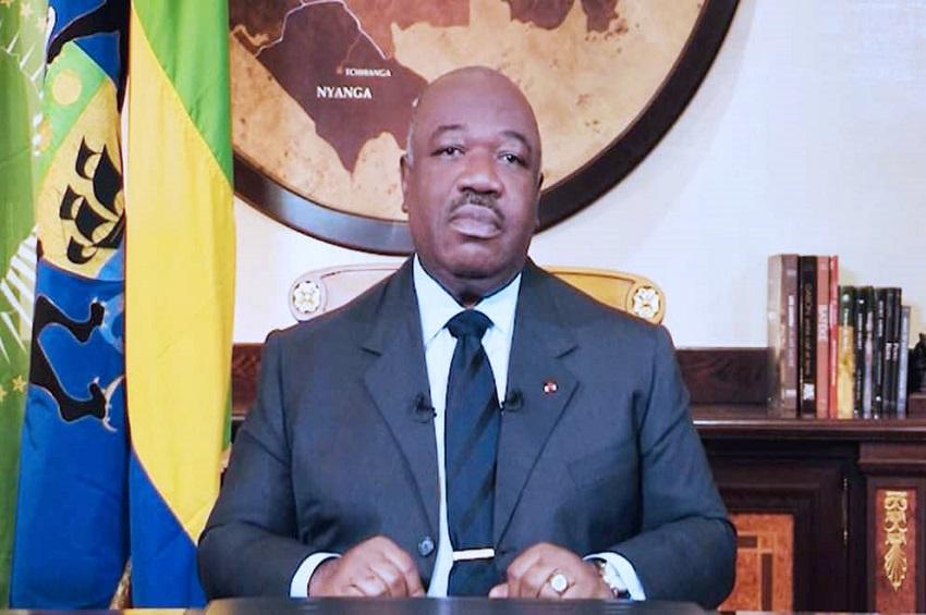 Le message du président Ali Bongo Ondimba