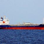 Un bateau-citerne dans le golfe de Guinée