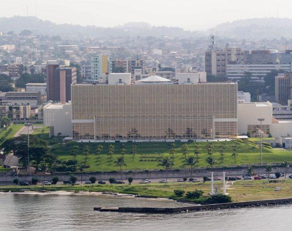 A Libreville, la capitale du Gabon