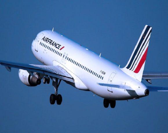 Air France signe