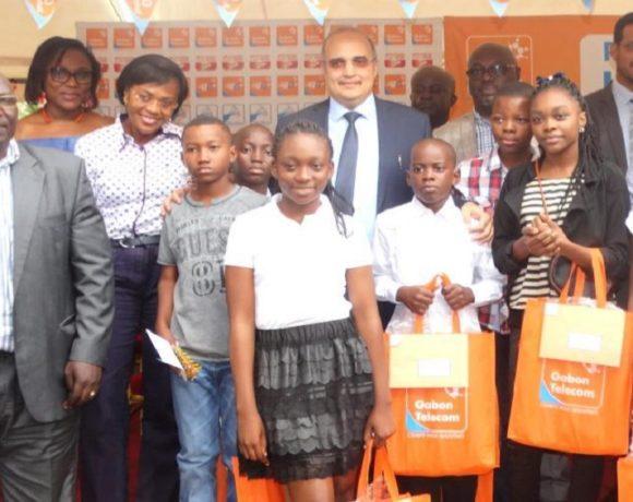 Excellence à Gabon Telecom