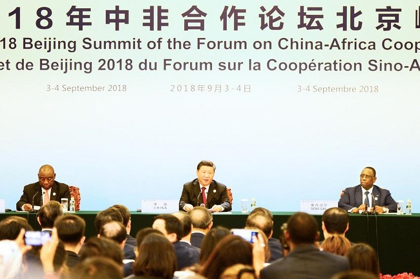 Fin du forum Chine - Afrique