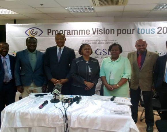 Fin du programme vision pour tous