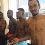Les bandits arrêtés