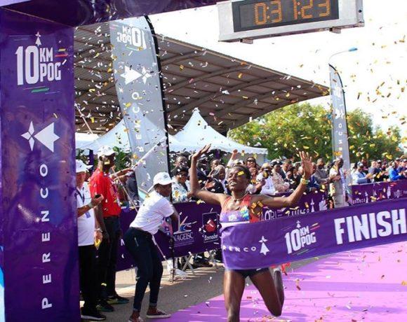 Marathon de Port-Gentil