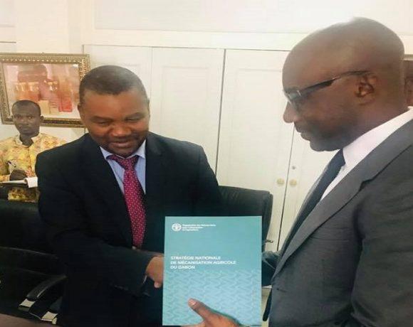 lancement des classes vertes au Gabon