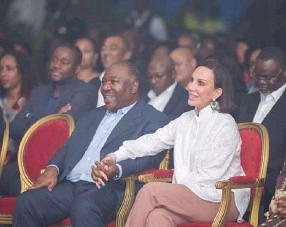 Ali et Sylvia Bongo Ondimba se rendent à Rabat