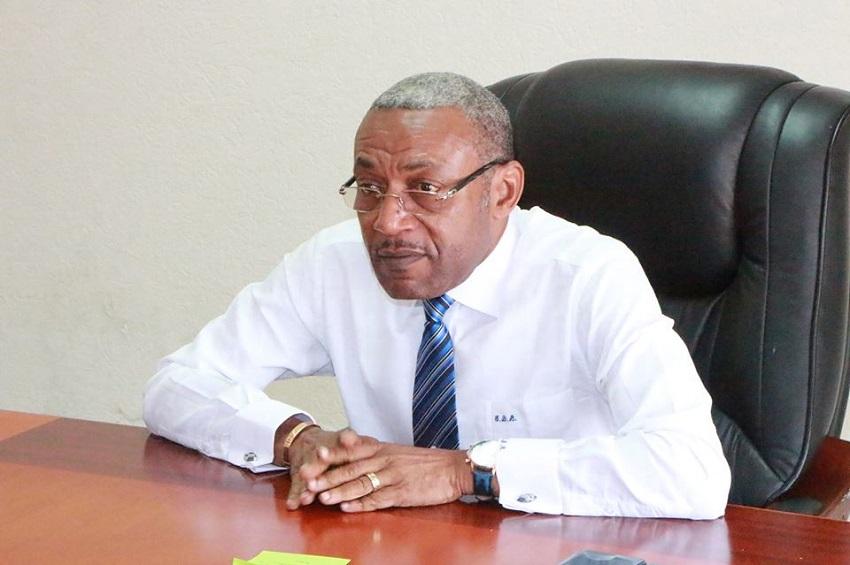 Eric Dodo Boungouendza, le SG du PDG