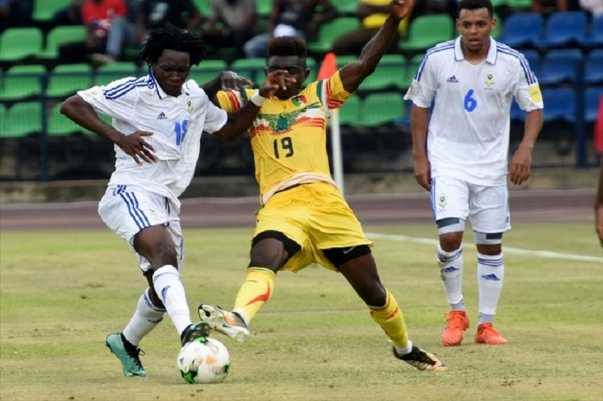 Gabon - Mali
