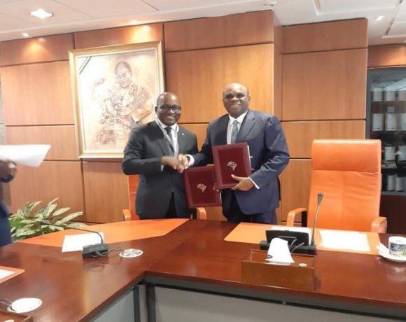 La CDC signe avec AFREXIMBANK