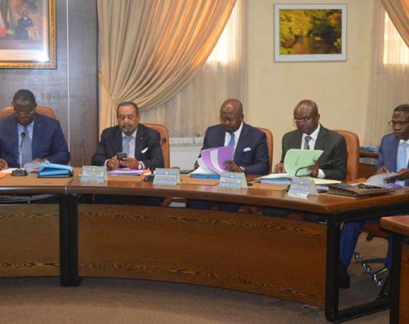Les dossiers du Conseil interministériel