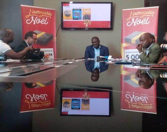 Mamadou Mbengue, DG de Canal+ Gabon