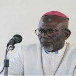 Mgr Basile Mve appelle à la prière