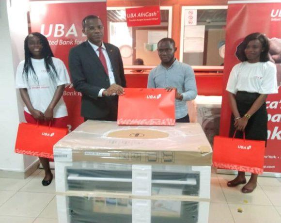 UBA remet des cadeaux à ses clients