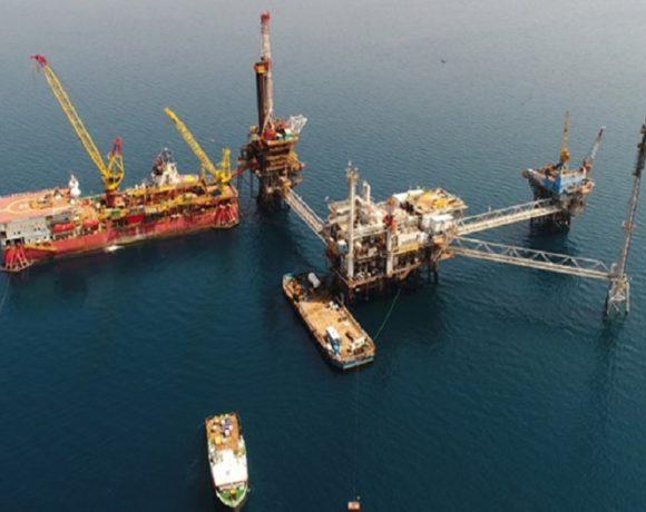 Un bloc pétrolier