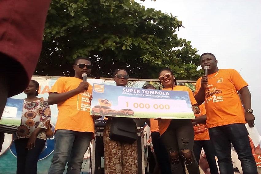 Gabon Telecom fait des gagnants