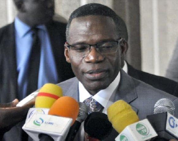 Messe pour Ali Bongo Ondimba à Franceville