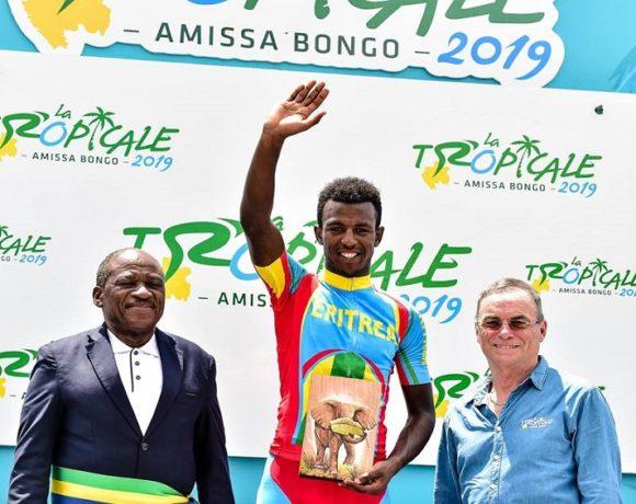 Biniam Hailu remporte la 3e étape de la Tropicale