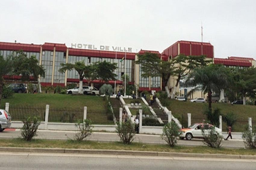 La Mairie de Libreville