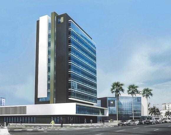 Le Futur Siege de BGFIBank à Libreville