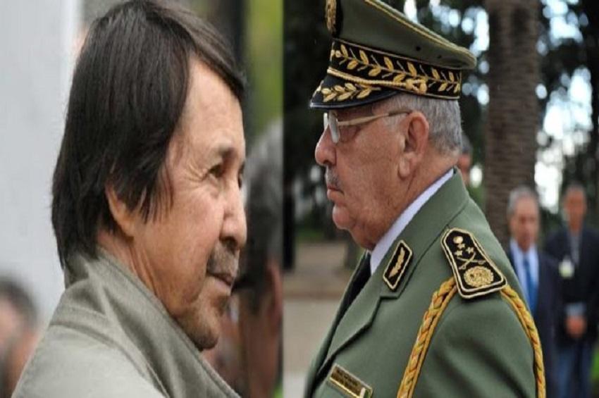 Les dirigeants algériens