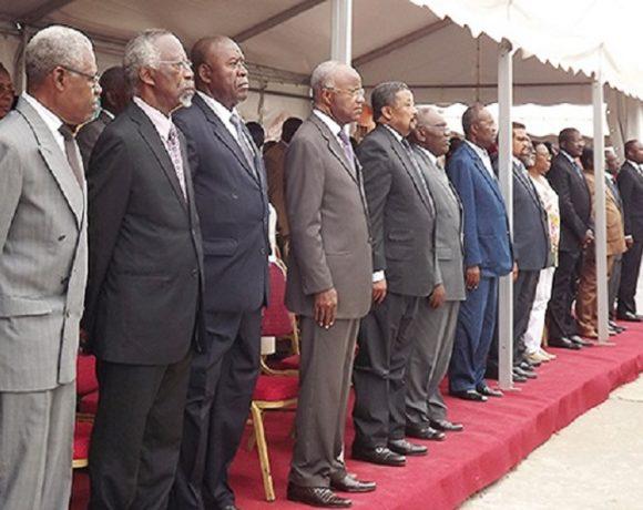 L'opposition gabonaise