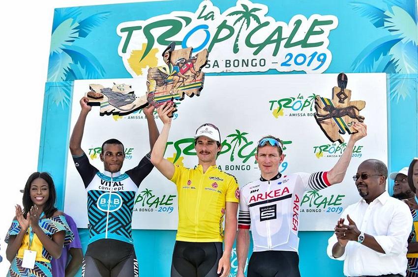 Niccolo Bonifazio remporte la Tropicale 2019