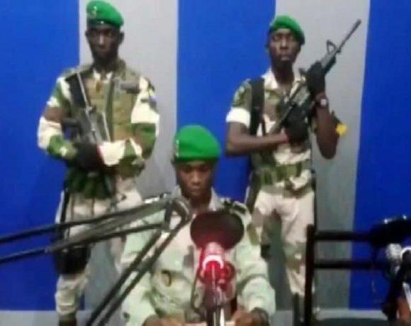 putsch au Gabon