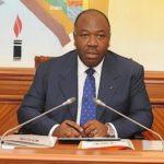Ali Bongo Ondimba préside le conseil des ministres