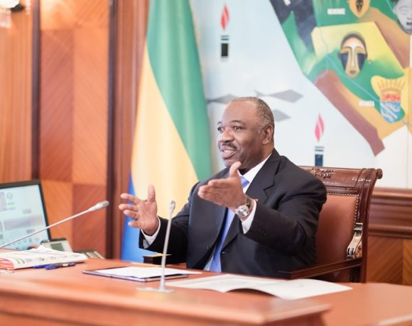 Ali Bongo Ondimba préside le conseil des ministres du 29 février 2019