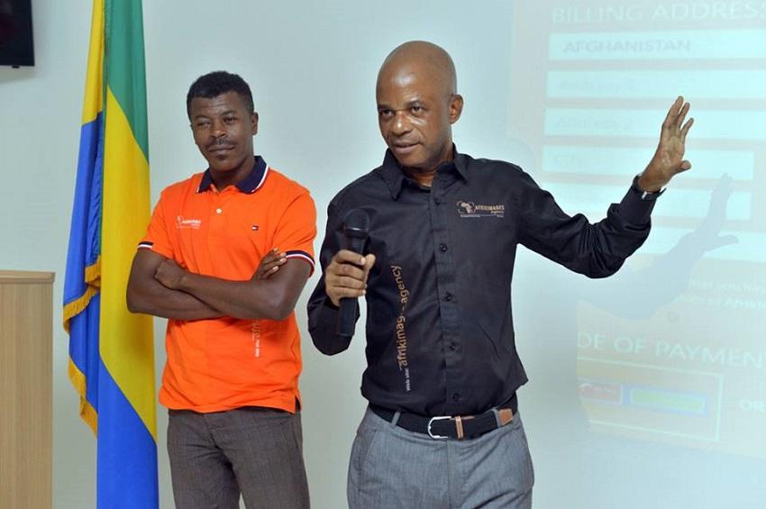 Désiré Minkoh présente Afrikimages Agency