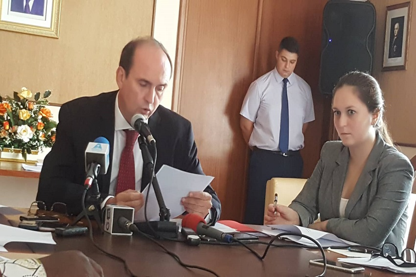 Dmitry Kourakov, Ambassadeur de Russie au Gabon