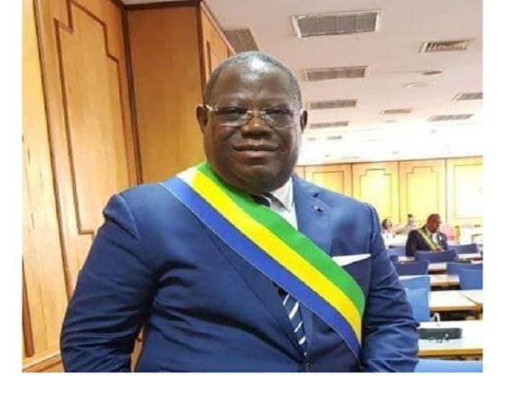Emmanuel Issoze Ngondet, député